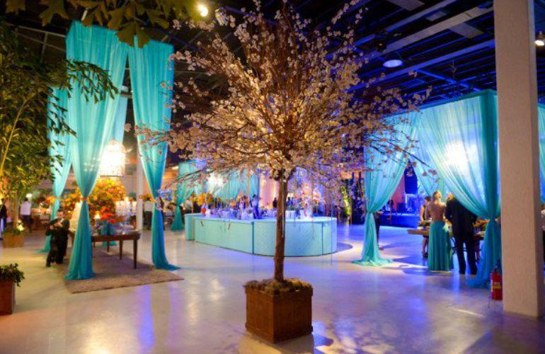 Casamento Moderno Azul Tifany