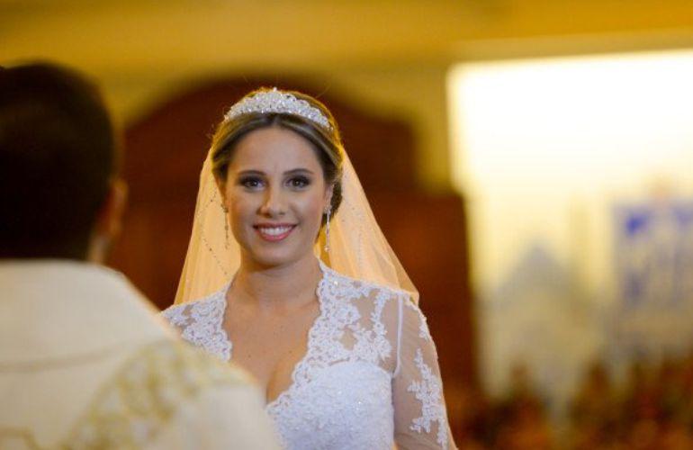 Cerimônia de Casamento - Noiva Natássia
