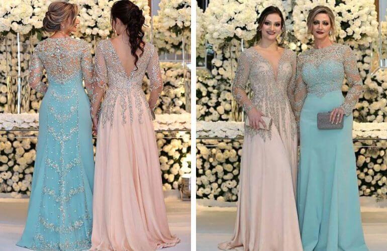 Vestido Para Mãe Da Noiva E Mãe Do Noivo Guia Completo Do
