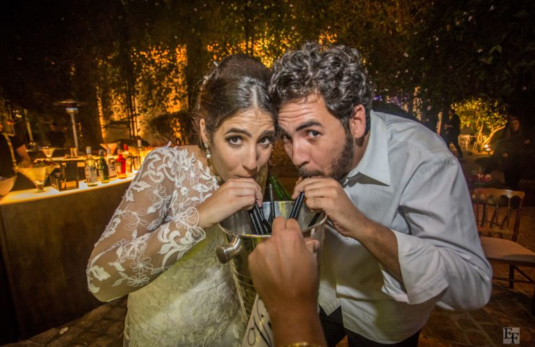Bebidas de Casamento