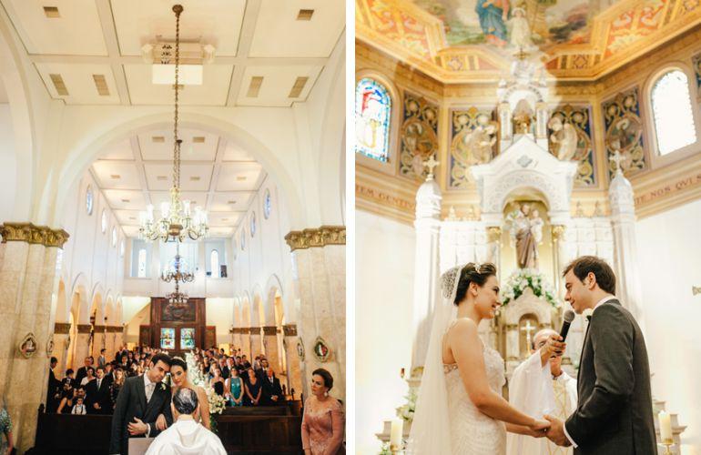 Cerimônia de Casamento tradicional