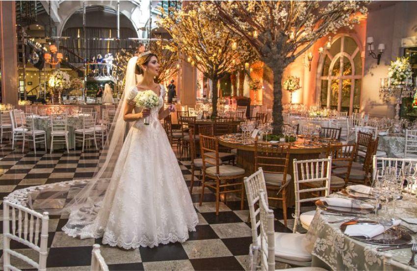 Noiva Clássica - Espaço de Casamento