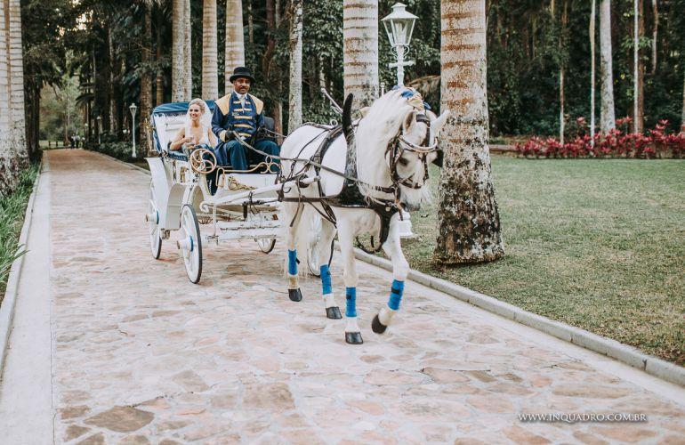 Carruagem Casamento