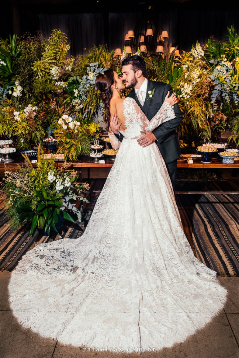Casamento Rústico-chique Caroline e Pedro