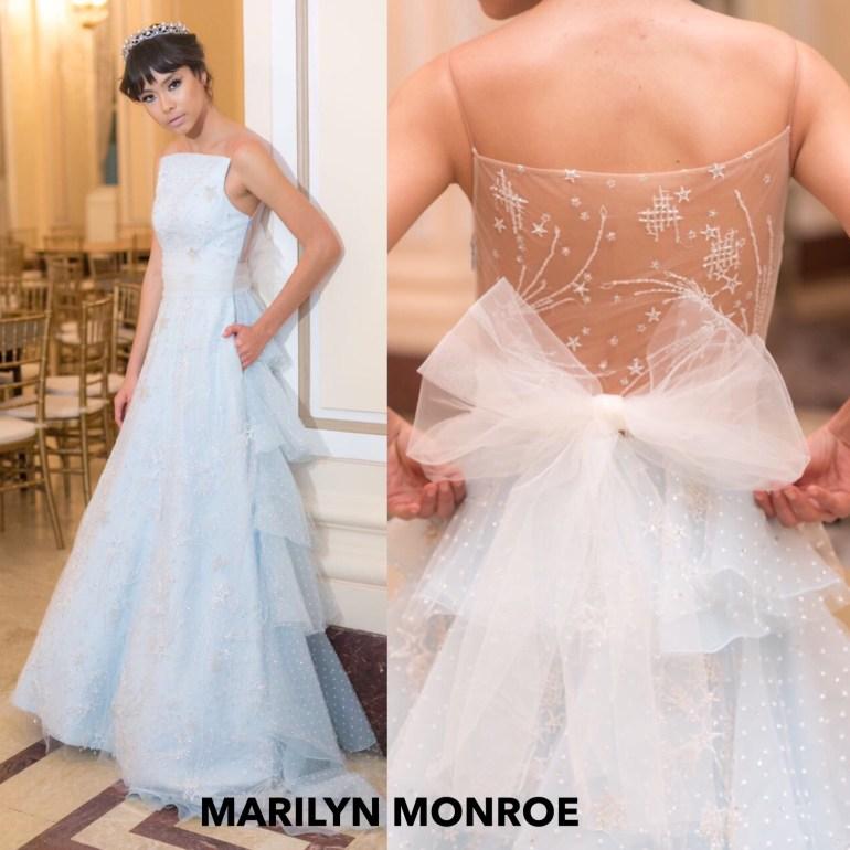 Vestido Marilyn Monroe