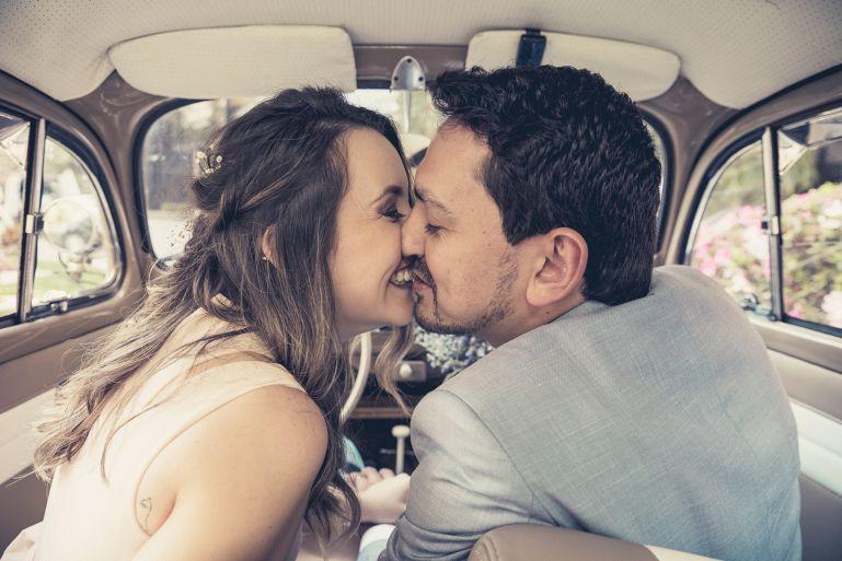 Casamento intimista Natália e Nelson