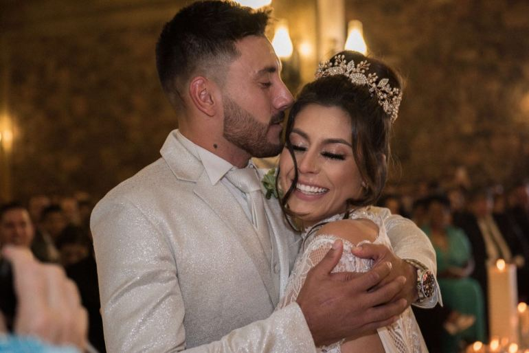 Casamento Alan Rushel e Marina Storchi