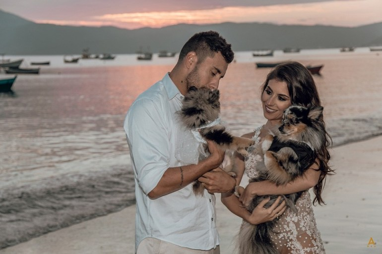 Casamento Alan Ruschel e Marina