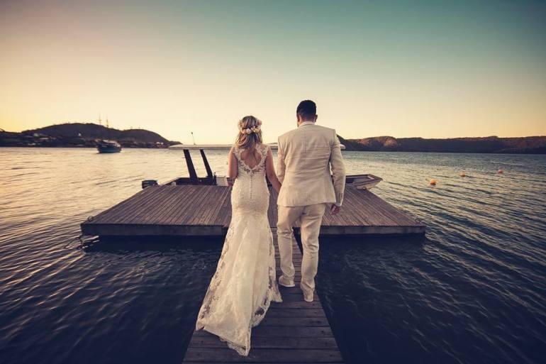 Casamento na ilha 54