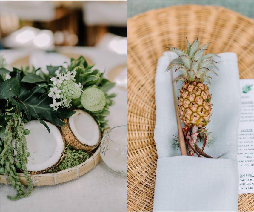 Casamento Tropical em Ilha Bela