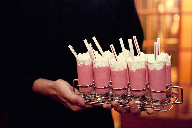 Milk Shake Casamento