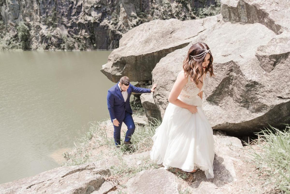 Ensaio Bodas de Casamento