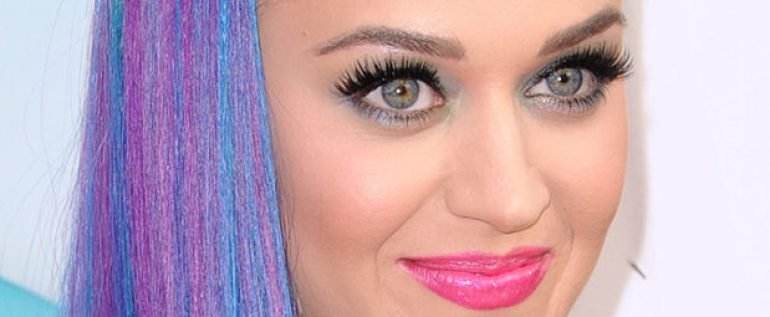 Olhos Katy Perry