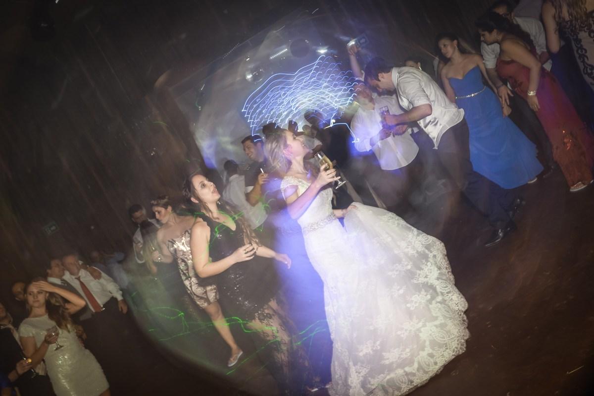 Casamento no Afrikan House Lounge: Larissa e Igor