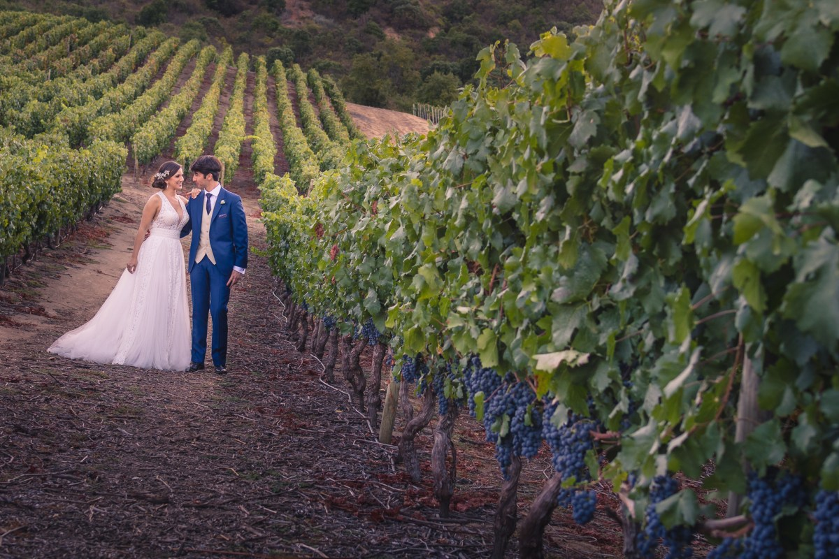 Editorial Destination Wedding Chile - Foto: Carol Prado Studio Immagine