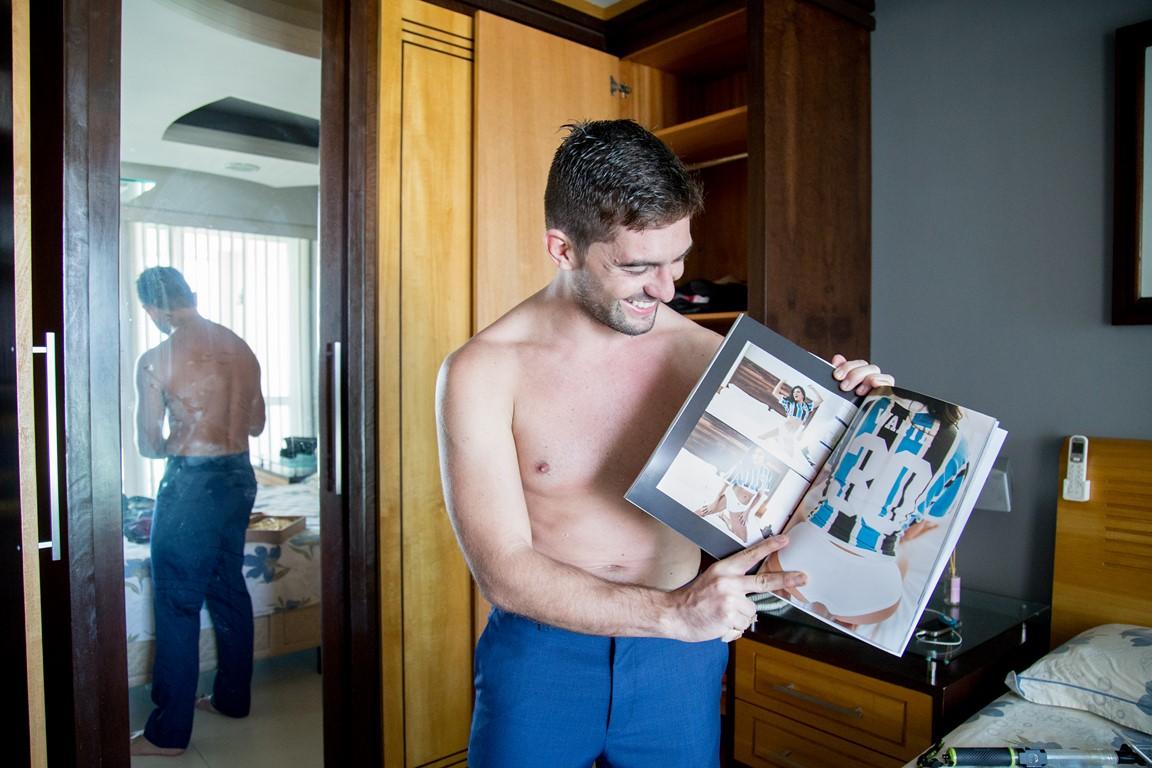 Ensaio Boudoir - Como Surpreender o noivo no dia do casamento
