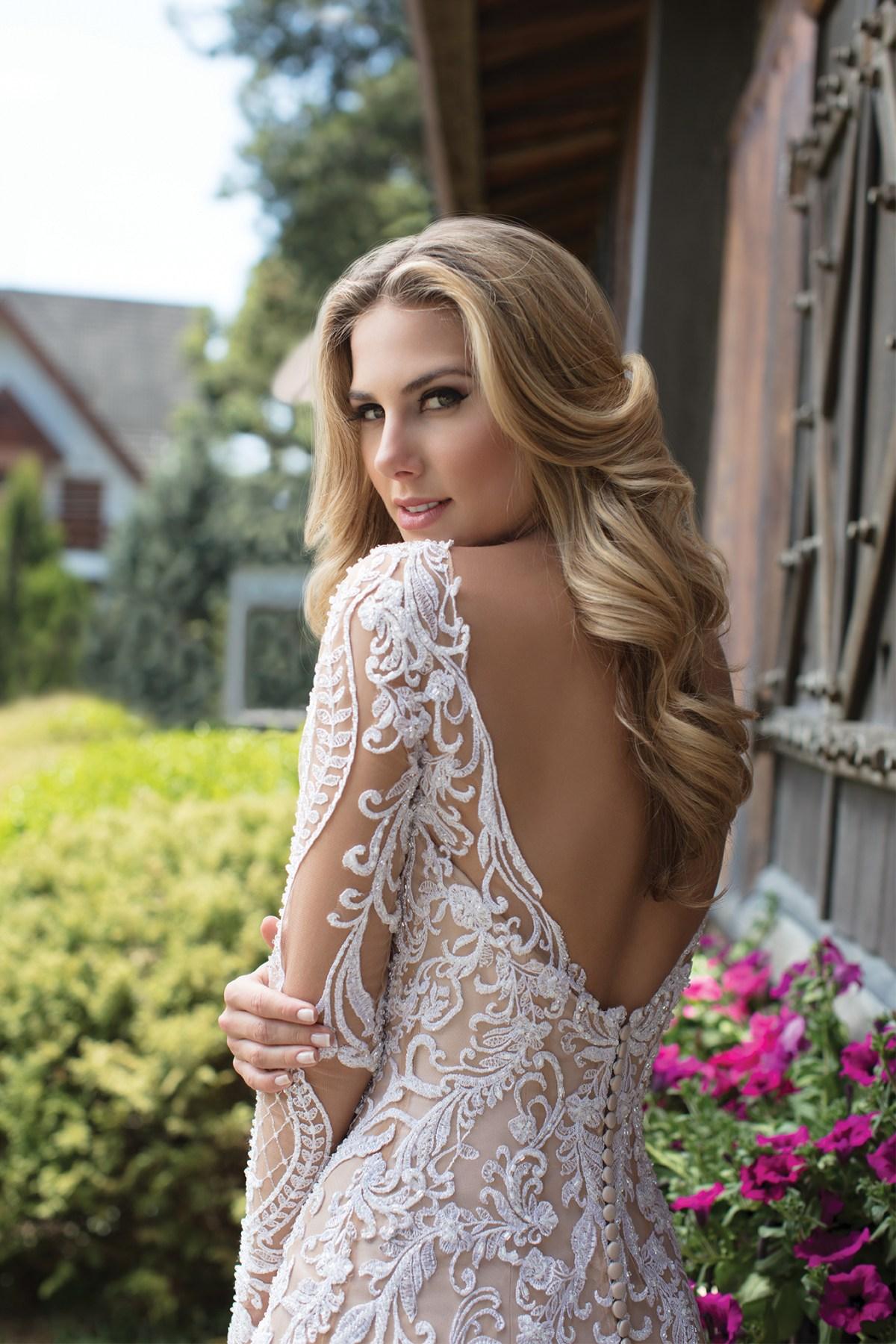 e550bece6 Inspirações para Vestidos de Noiva  Coleção Papillon – Nova Noiva