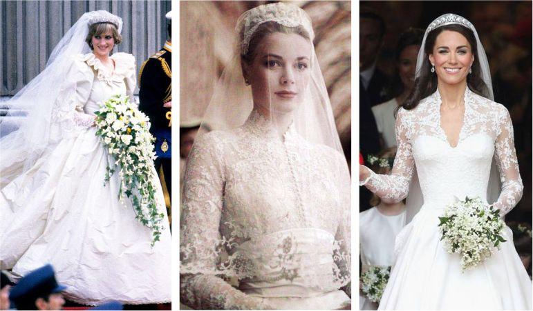 Noivas da realeza
