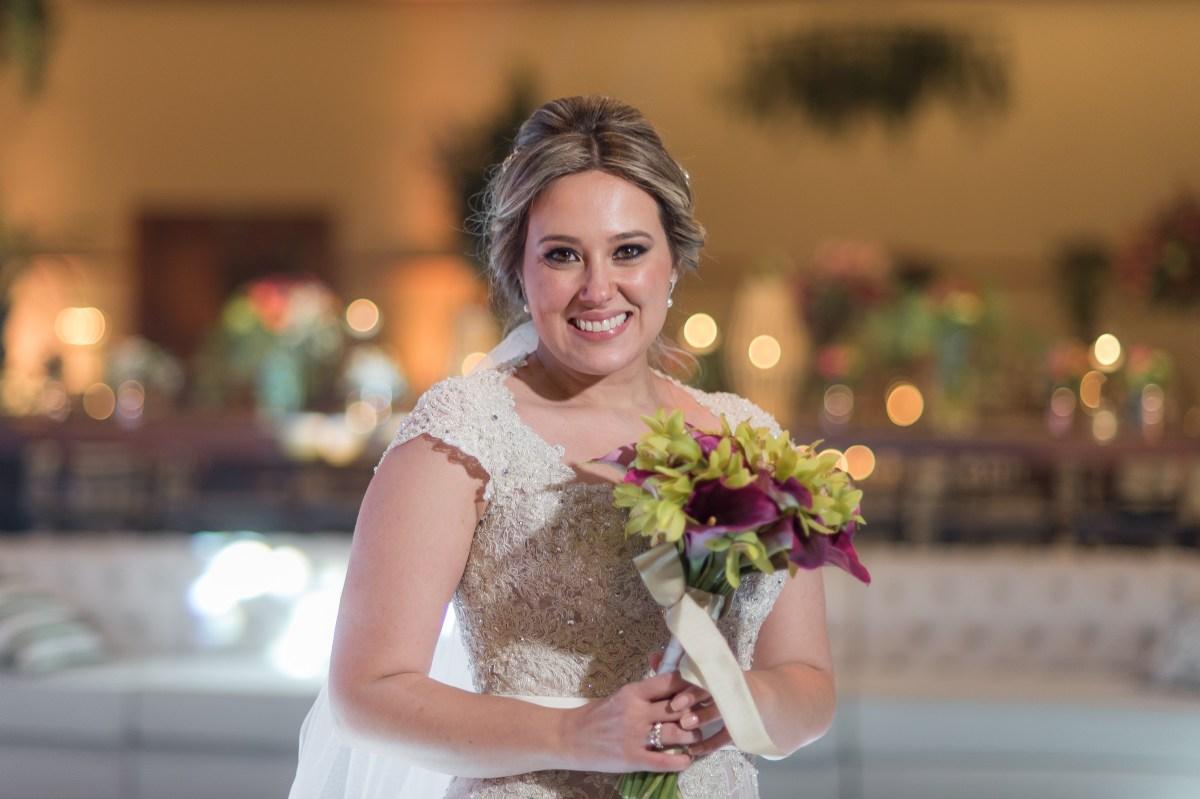 Estilos de beleza da noiva: Noiva Romântica   Danilo Maximo