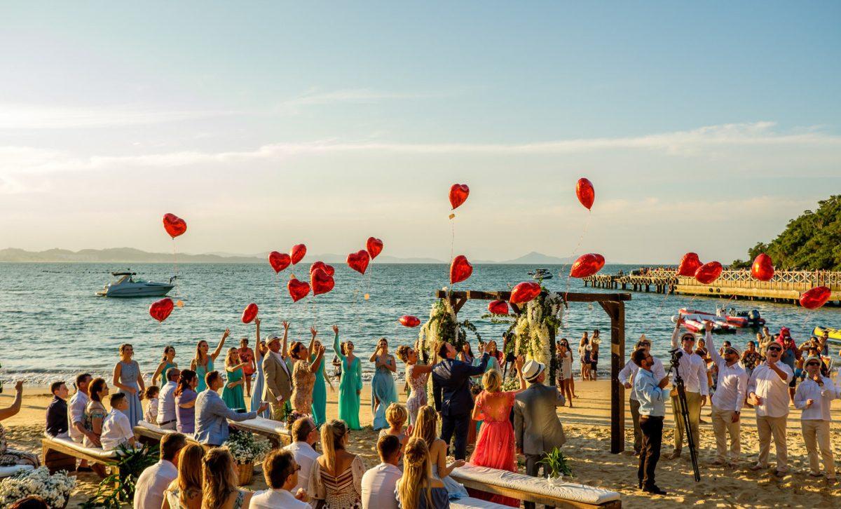 Destination wedding em Balneário Camburiu