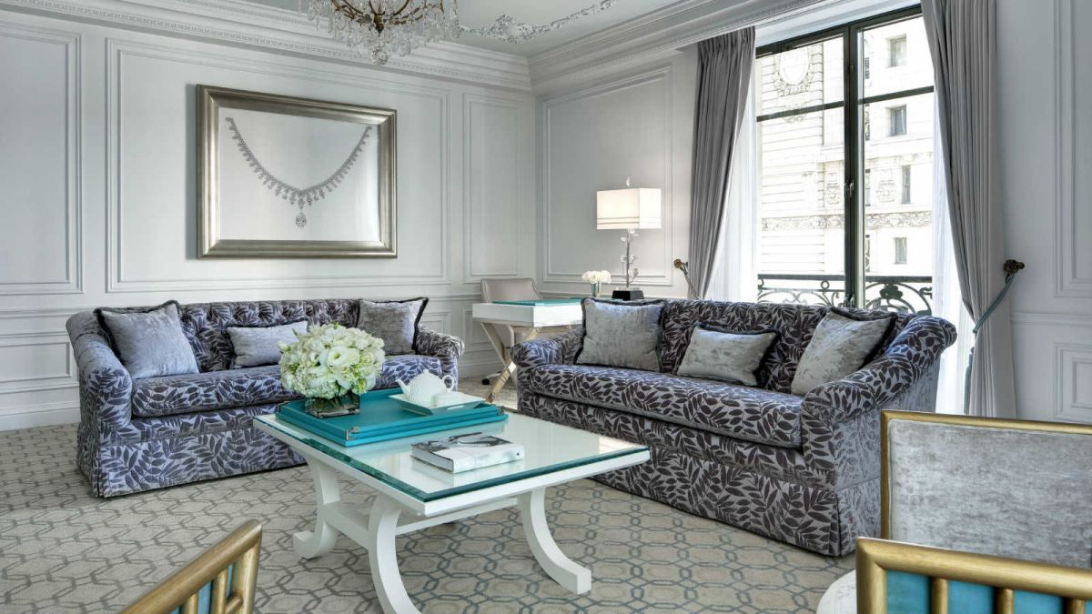 Tiffany dinning Room St. regis new york