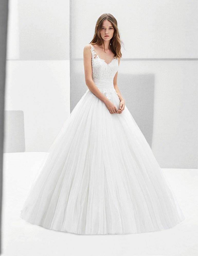 Vestido De Noiva Simples E Elegante Modelos Para Se Apaixonar