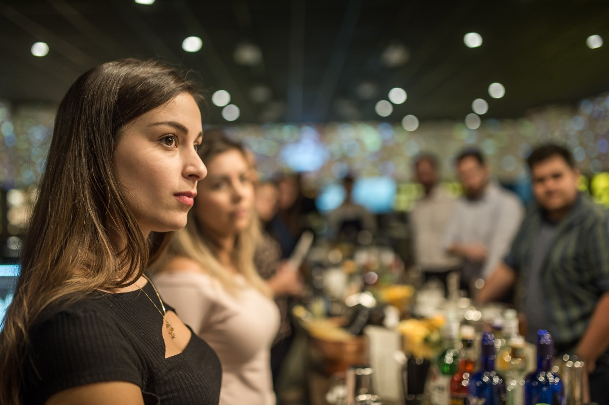 workshop de drinks na conceito bar