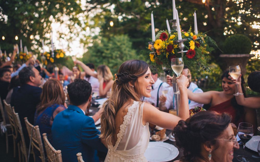 Casamento a tarde | foto: Rafael Vaz