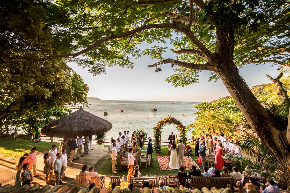 Casamento à tarde