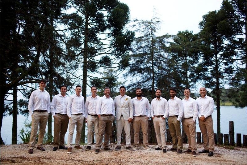 Trajes masculinos para casamento de dia: Brunch