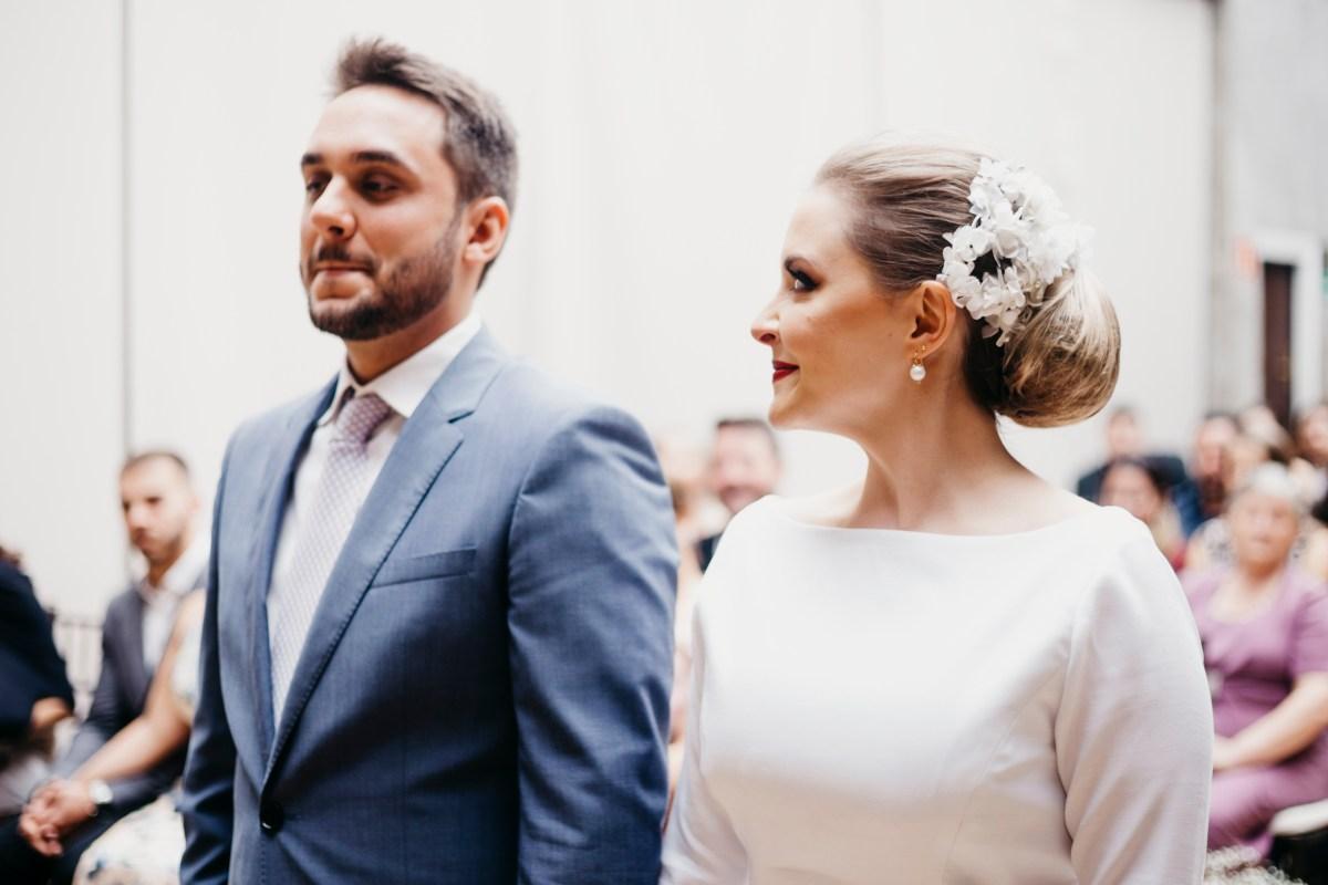 Cerimônia de casamento