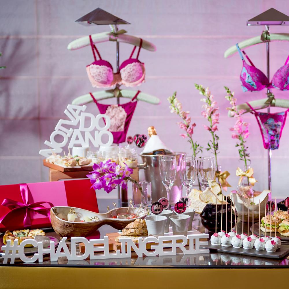 Onde realizar o Chá de lingerie? Dica: Hotel Grand Hyatt de São Paulo