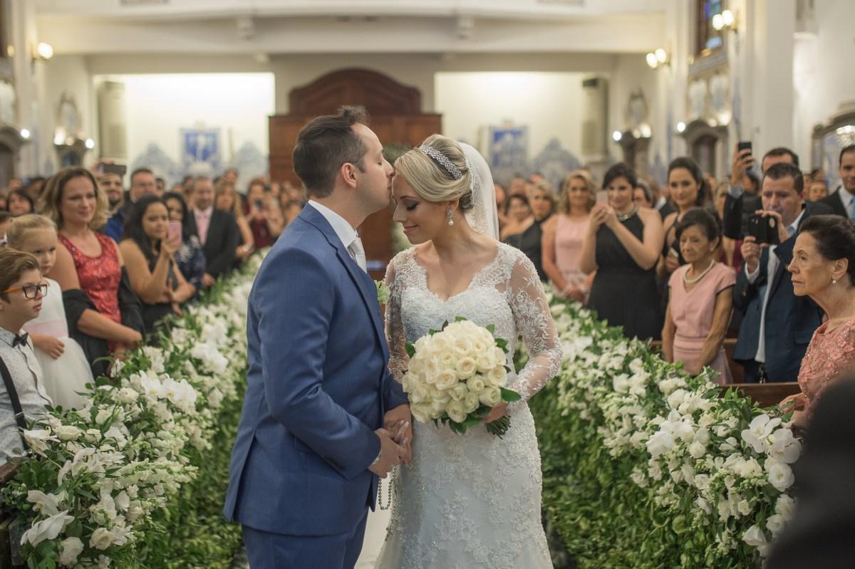 Casamento clássico   Danielle e Matheus