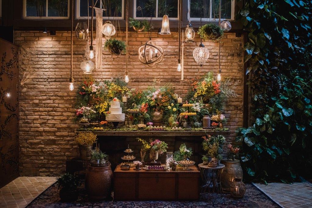 Decoração de Barn Wedding: o casamento no celeiro | Foto: Vini Brandini