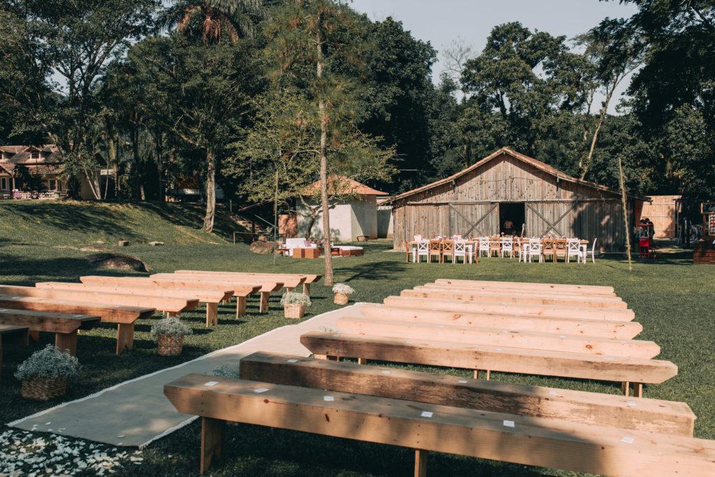 Barn Wedding: o casamento no celeiro