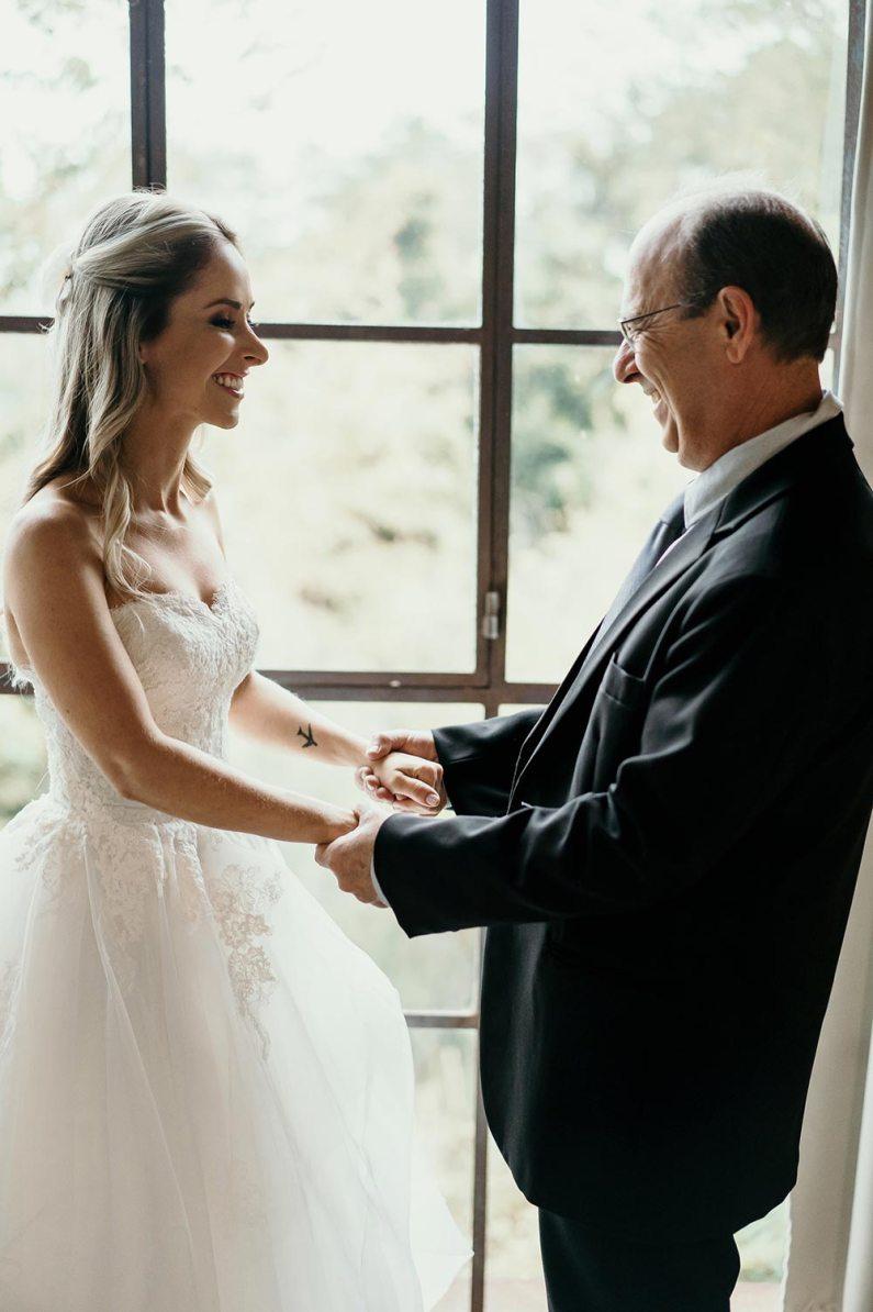 Casamento rústico chic em ilhabela
