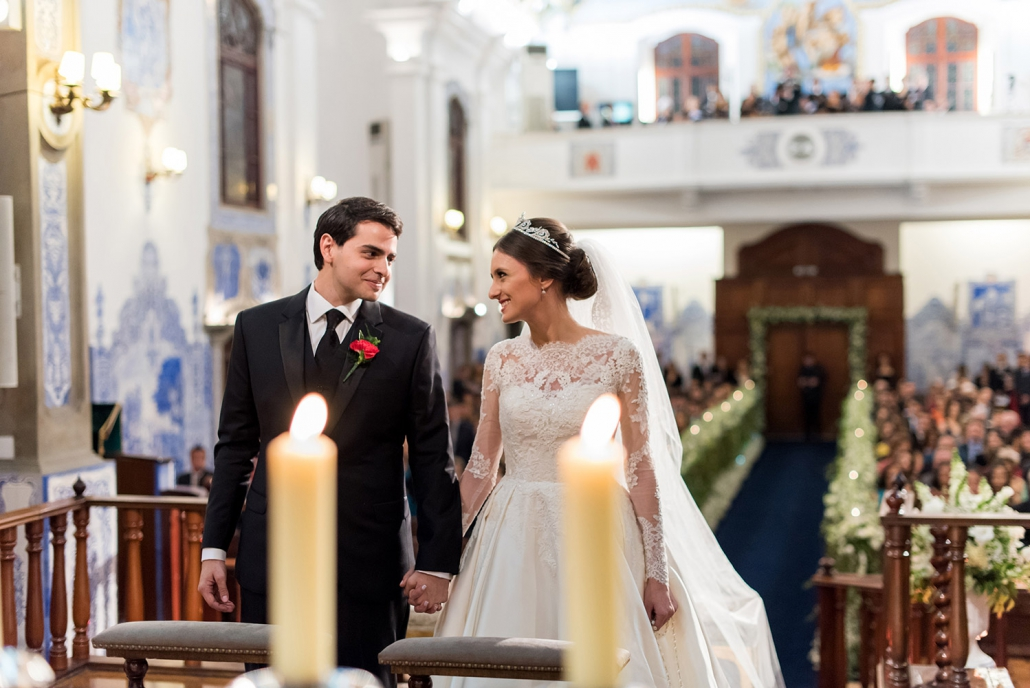 Casamento Clássico | Foto: Carlos Paszko