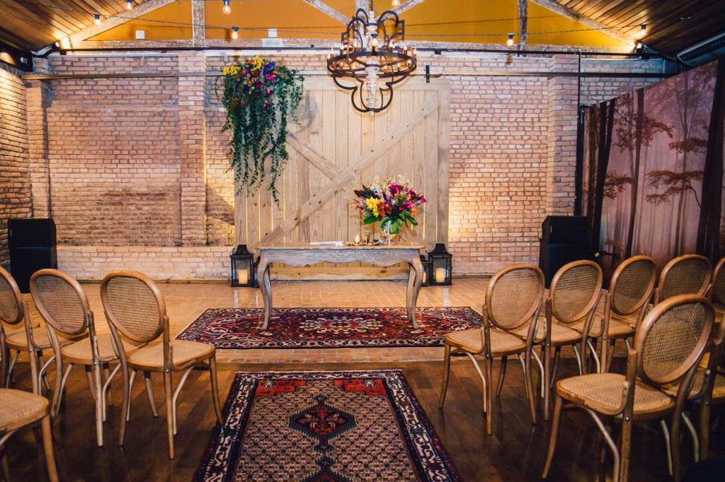 Espaços de casamento para casar em Sp: Celeiro Quintal