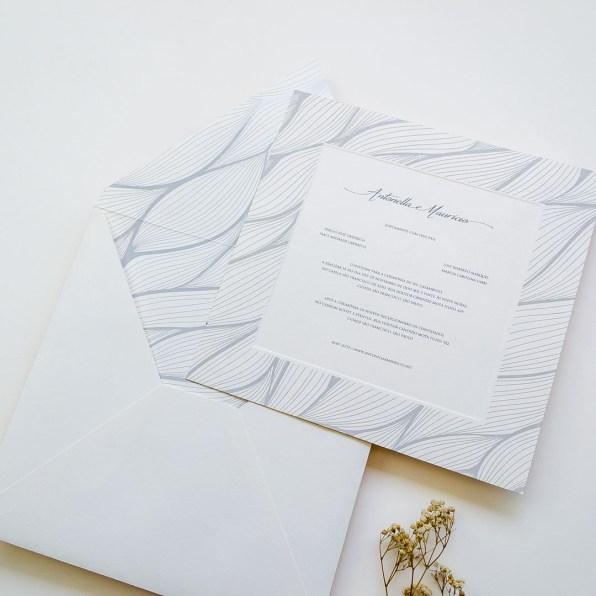 Tendências para convites de casamento