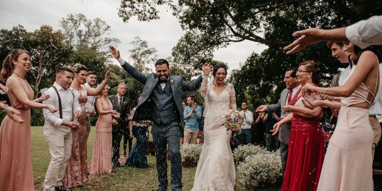 Casamento no espaço Figueira Velha