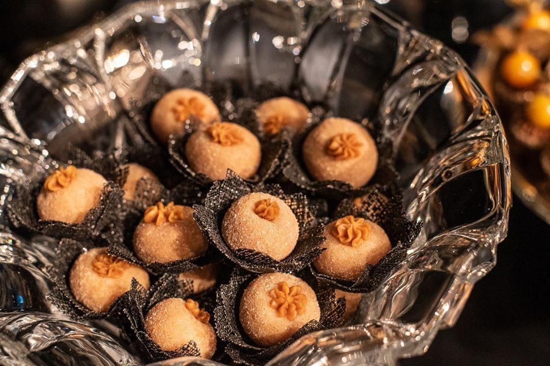 Forminha de doces para casamento