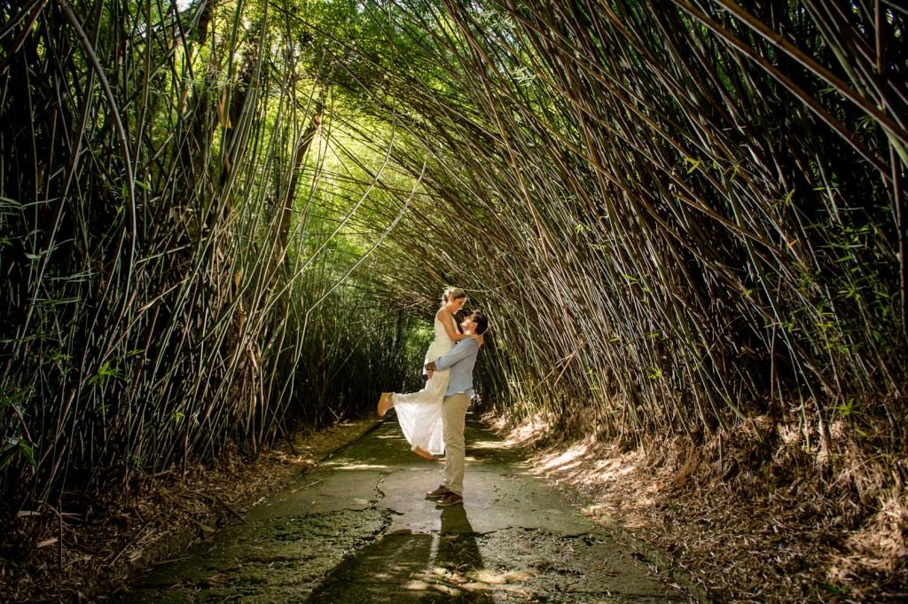 Pré wedding no Jardim Botânico: Carlos Paszko