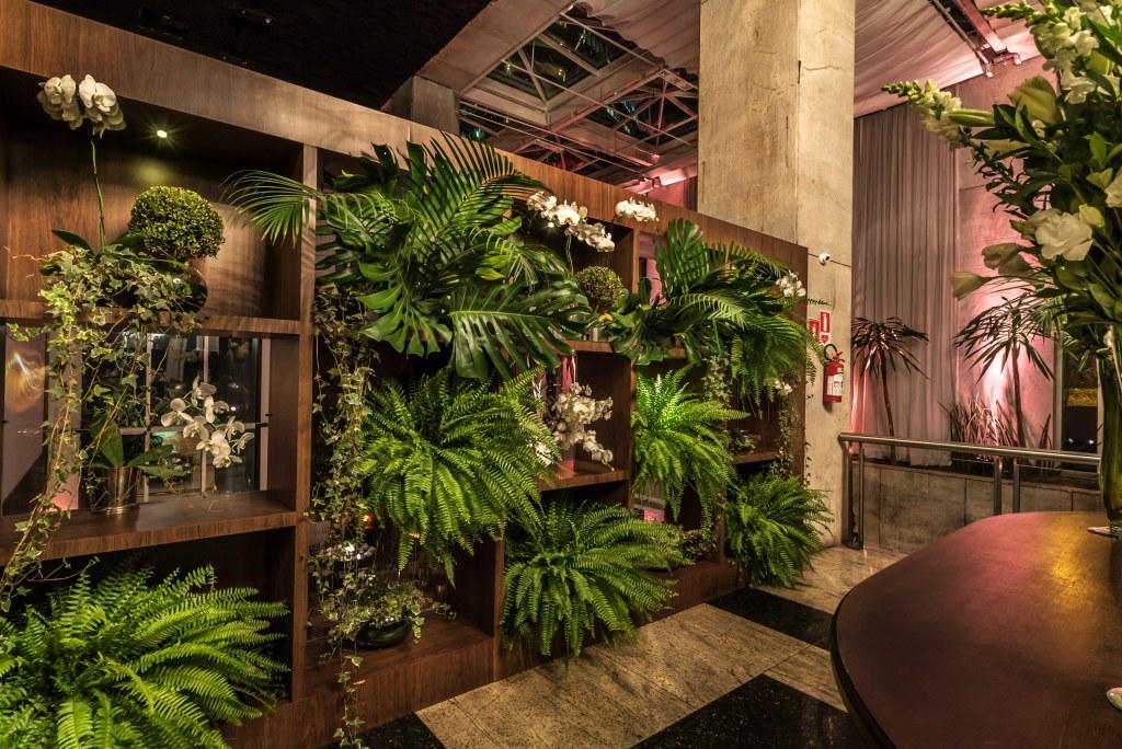 Decoração de casamento botânica - Berrini
