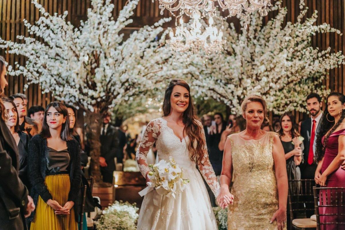 casamento clássico e neutro
