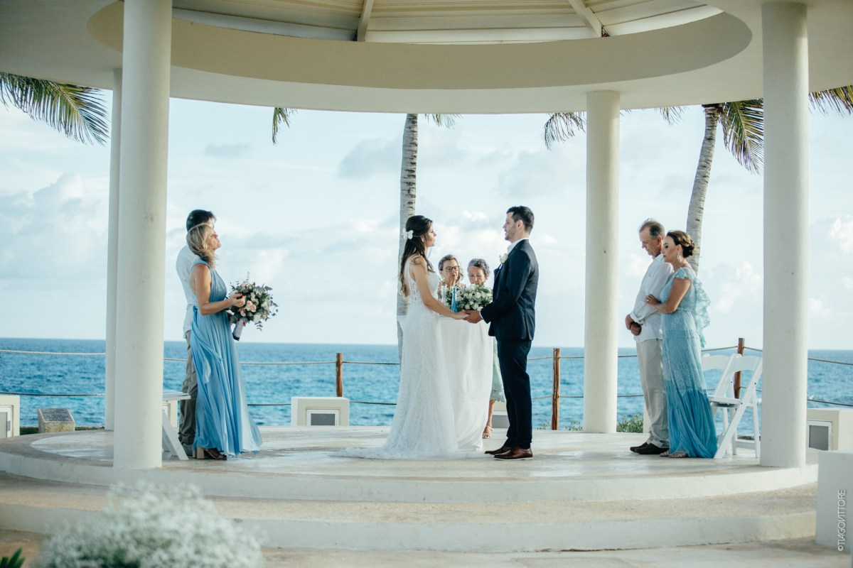 destination wedding no Caribe
