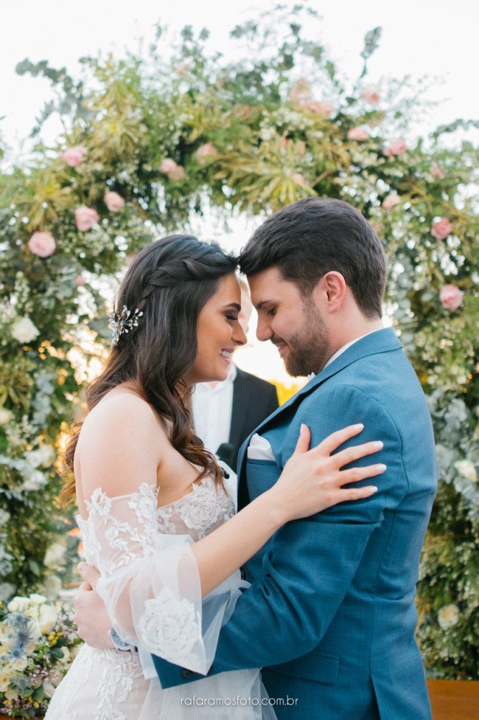 micro wedding romântico e clean
