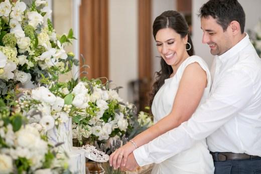 casamento civil em família