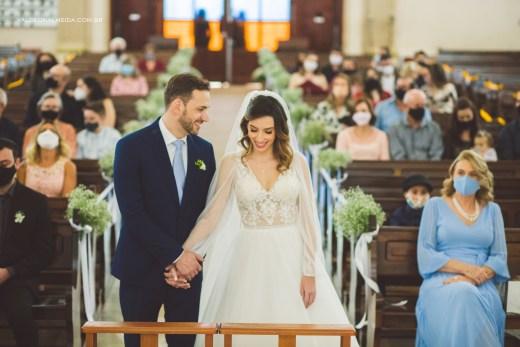 casamento com live