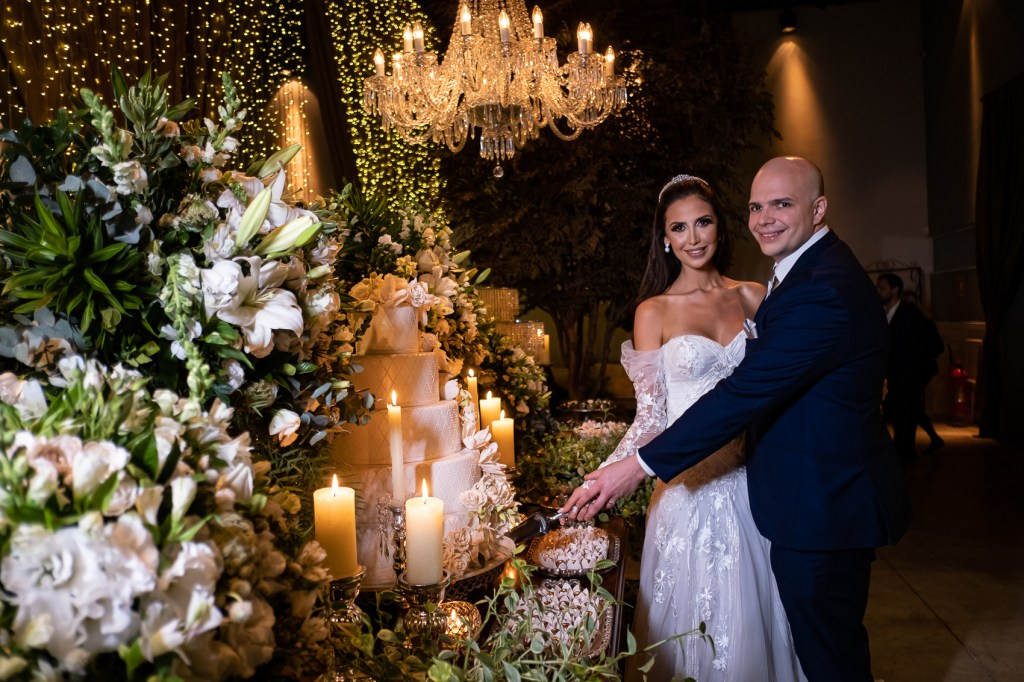 casamento clássico e elegante