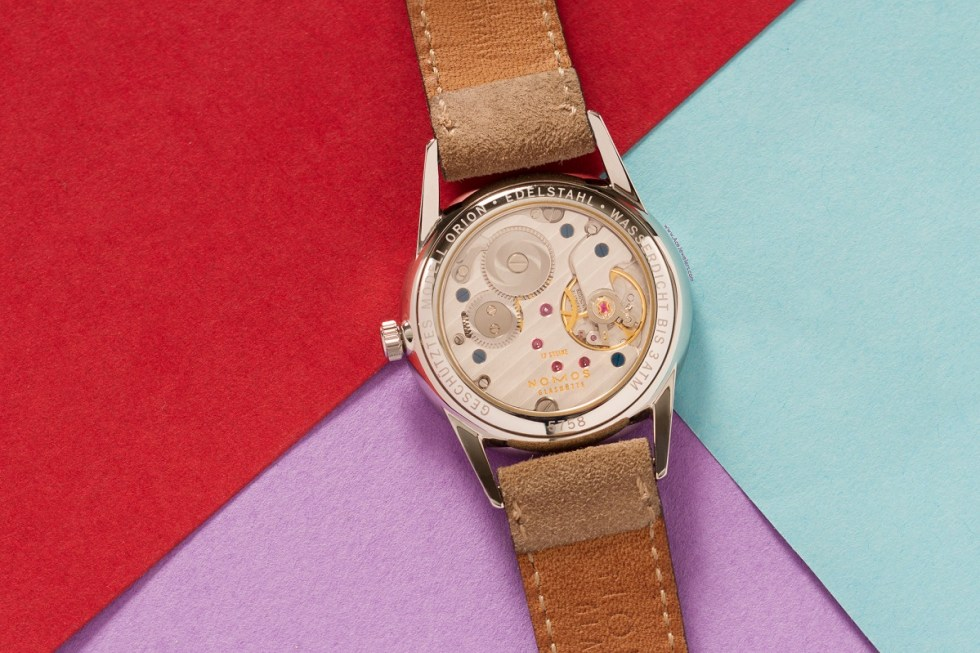 Nomos Orion Rose 33 325 Ace Jewelers Amsterdam-3